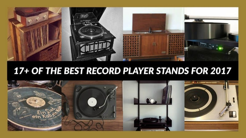 17+ Of The Best Record Player Stands, Cabinets, Consoles U0026 Turntable  Furniture For 2017