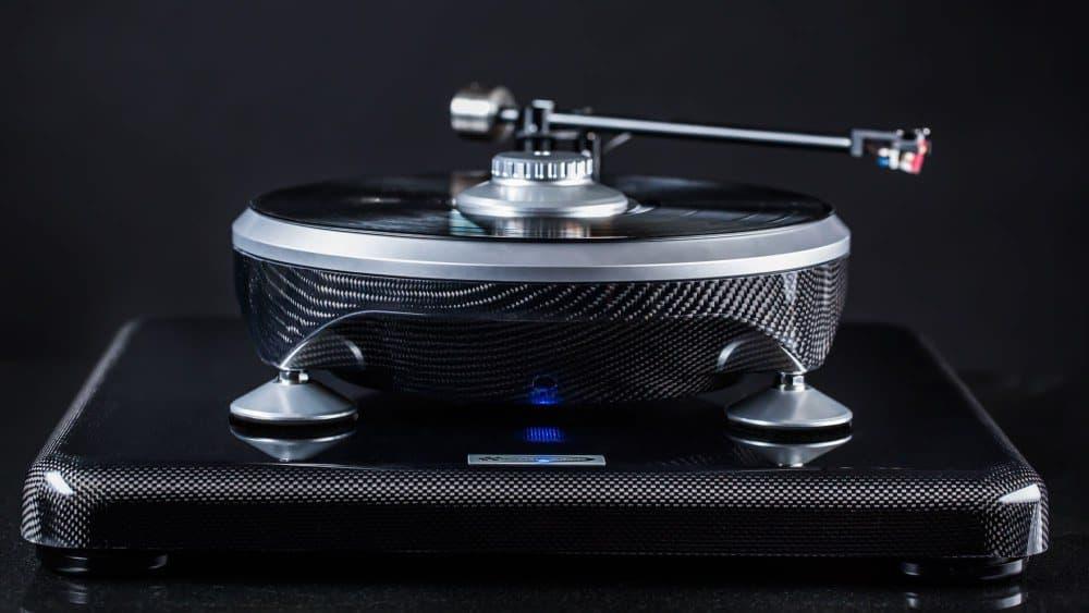 grand prix audio turntable