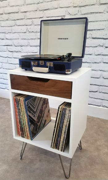 Record Player Stand Turntable Furniture Cabinets
