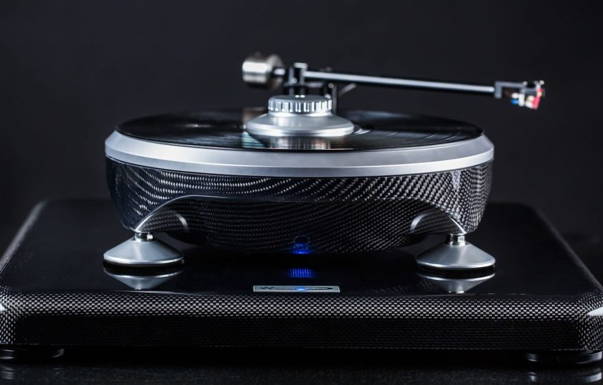 grand prix audio turntable