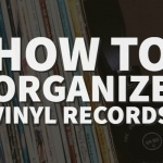 how to organize vinyl records