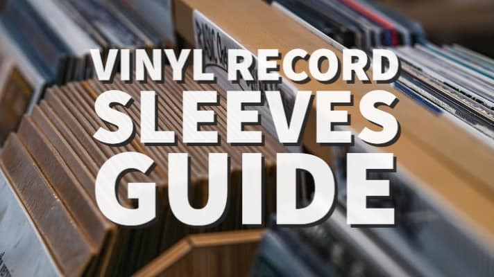 Vinyl record sleeves FAQ guide